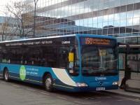 После успешных тестов электроавтобусы впервые начали перевозить пассажиров