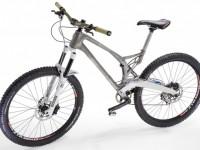 В Британии впервые распечатали титановую раму для горного велосипеда на 3D-принтере