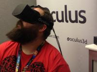 Очки виртуальной реальности Oculus Rift выйдут вместе с первой собственной игрой