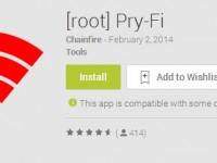 Приложение для Android затрудняет наблюдение за пользователями по Wi-Fi