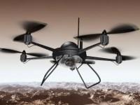 Летающие дроны с биометрическими сканерами будут доставлять документы в ОАЭ