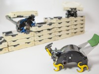 Колонии на Марсе будут строить роботы, которые сами определят форму и высоту объекта