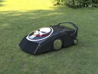 Робот-газонокосилка работает на топливе, полученном из скошенной им травы