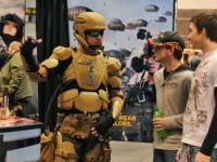 Испытания боевого костюма TALOS намечены на лето 2014 года