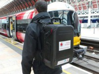 Vodafone вместили мобильную базовую станцию в рюкзак