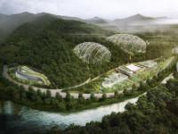 Южная Корея строит гигантские биокупола для восстановления исчезающей флоры и фауны