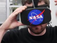 NASA берёт на вооружение Oculus Rift для создания виртуальных полигонов
