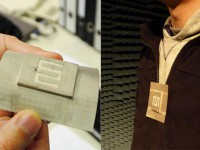 Разработана тканевая Wi-Fi-антенна, которую можно вшивать в одежду