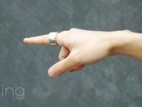 В США создано кольцо, управляющее любой электроникой в доме