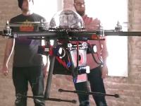 В США разработан дрон для охраны территории с функцией электрошокера