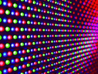 Компания Visionox представила цветную гибкую панель типа AMOLED