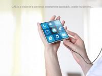 Разработан смартфон CAE Blind для людей со слабым зрением