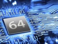 В 2018 году лидерами рынка мобильных технологий станут 64-битные чипы