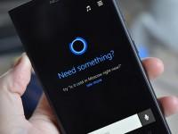 На Windows-смартфонах появился аналог голосового помощника Siri