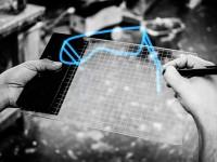 Создано устройство для рисования трёхмерных моделей прямо в воздухе