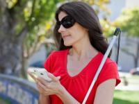 Apple патентует версию iOS для людей со слабым зрением