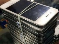 В Китае научились собирать новые iPhone из поломанных устройств