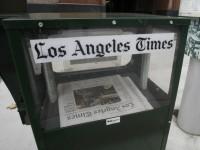 Заметку о землетрясении для сайта Los Angeles Times написал робот