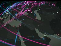 В Сети появилась открытая интерактивная карта киберугроз
