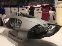 На Женевском автосалоне показали авто, полностью напечатанное на 3D-принтере