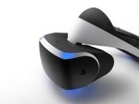 Sony представила свой шлем виртуальной реальности для PlayStation 4