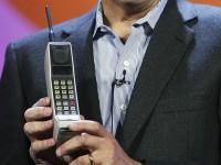 Первому мобильному телефону исполнилось 30 лет