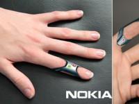 В Сети появилась концепция телефона Nokia, носимого на пальце