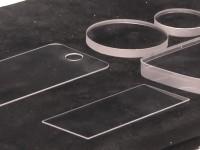 Защитное покрытие Apple для сапфирового стекла противостоит грязи
