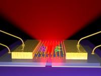 Учёные создали гибкий дисплей толщиной в 3 атома
