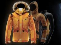 Корейцы представили электронную куртку с ветрогенератором и подогревом