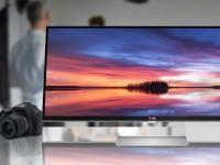 Новый монитор LG поддерживает разрешение 3440х1440