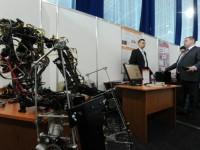 Российские учёные создали экзоскелет, усиливающий человека