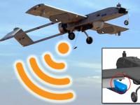 Американские военные превратят беспилотники в точки доступа Wi-Fi