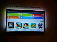 Google готовит развлекательный телевизионный сервис Android TV