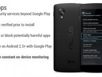 Google усиливает безопасность мобильной ОС Android
