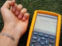 Электронная лента заряжает аккумулятор смартфона теплом человеческого тела