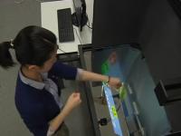 Японские инженеры создали первый в мире «воздушный дисплей»