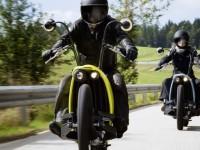 Новый электромотоцикл может проехать 200 км без подзарядки