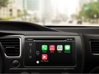 CarPlay будет блокировать телефон пользователя во время езды, чтобы избежать аварии