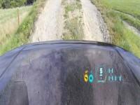Jaguar предлагает водителям ездить с «прозрачным» капотом