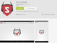 Из Google Play удалён фальшивый антивирус, обманувший 10 тысяч пользователей