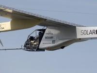 Самолет на солнечной энергии готовится к кругосветному путешествию
