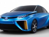 Toyota подтвердила выпуск автомобиля на водороде в 2015 году