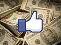 Facebook увеличила свой доход на 72%, в основном, за счёт рекламы
