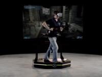 Система виртуальной реальности Virtuix Omni с очками Oculus Rift будет стоить $499