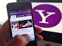 Yahoo хочет вытеснить поиск Google с iPhone