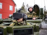 Норвежские танкисты используют Oculus Rift для управления техникой