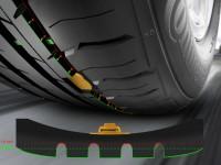 В Германии работают над электронной системой контроля износа шин