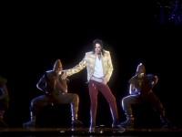 В Лас-Вегасе выступила голограмма Майкла Джексона