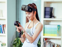 Китайцы создали свой ответ шлему виртуальной реальности Oculus Rift